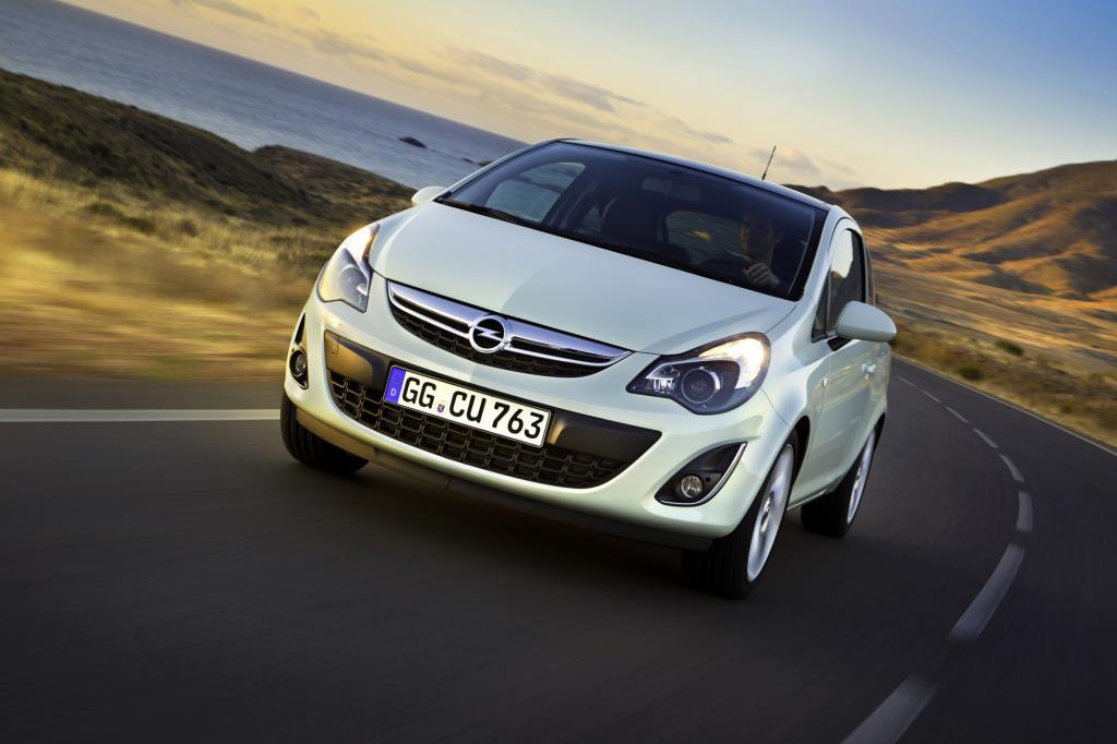 Der Opel Corsa zählt zu den besonders beliebten Kleinwagen