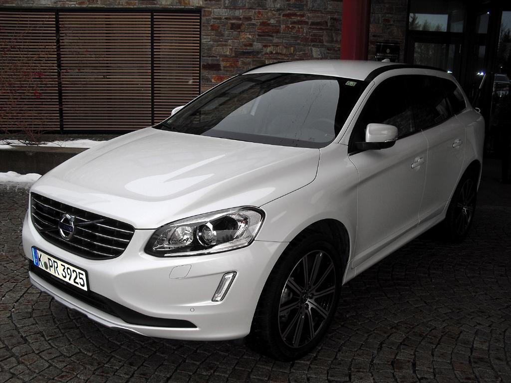 Der XC60 war 2013 mit 30 Prozent der meistverkaufte Volvo in Deutschland.