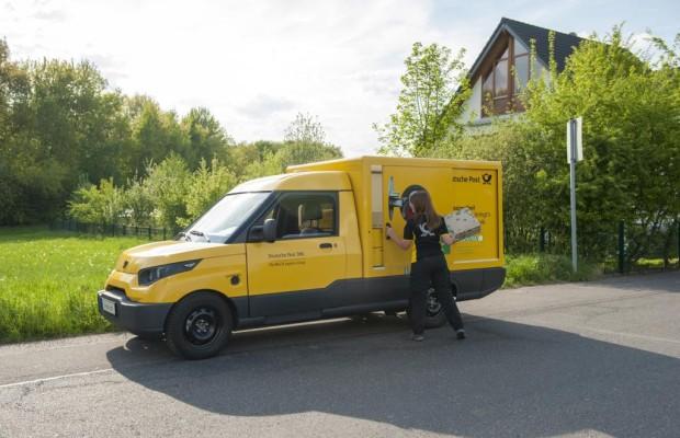 Die Post fährt elektrisch