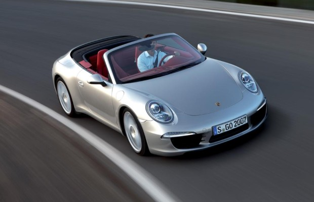 Die wertstabilsten Neuwagen  - Ein Porsche 911 Cabrio ist die beste Geldanlage