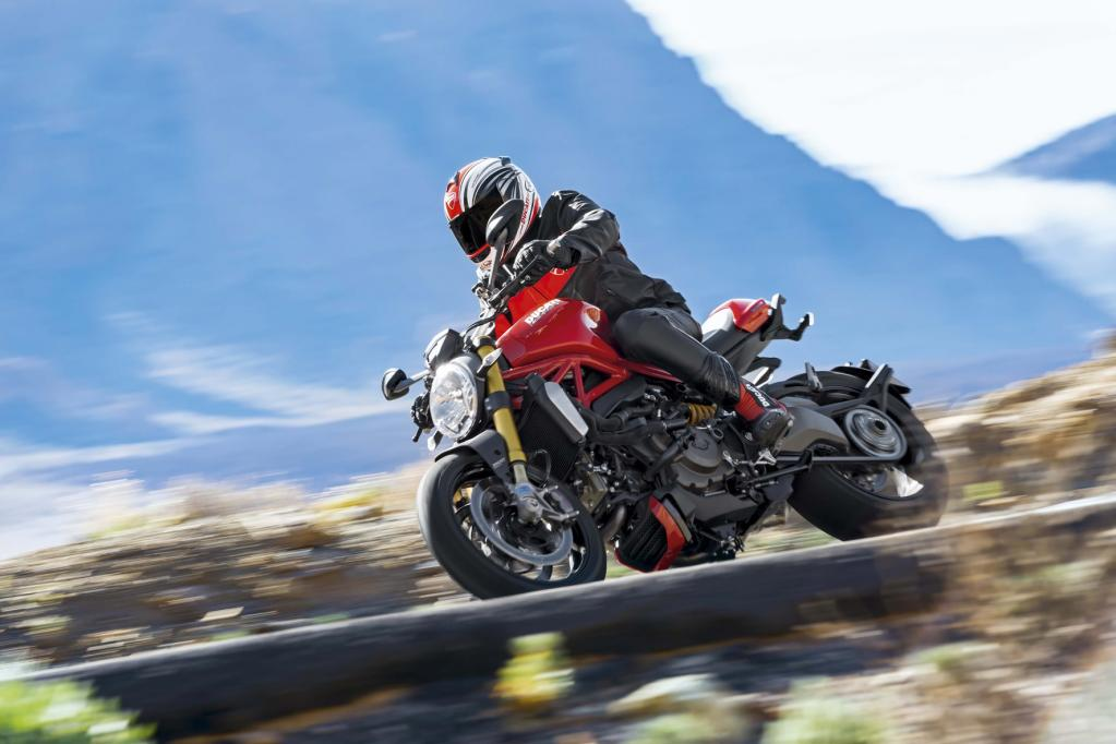Ducati Monster 1200S: Der widerspenstigen Zähmung