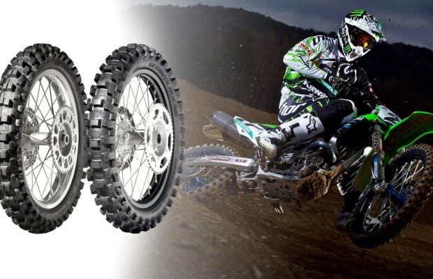 Dunlop bringt zwei neue Motocross-Reifen auf den Markt