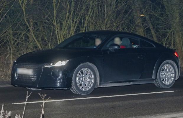 Erwischt: Erlkönig Audi TT - So kommt das neuen Sportcoupé aus Ingolstadt