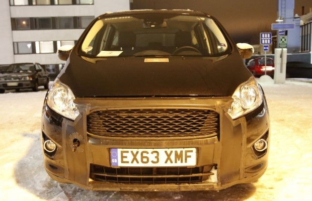 Erwischt: Erlkönig Ford C-Max Facelift