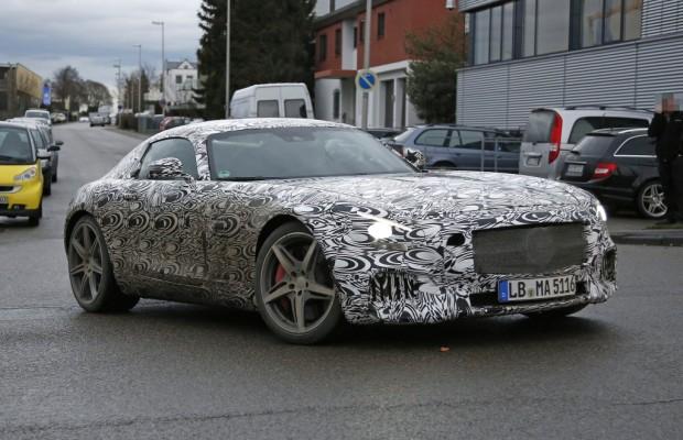 Erwischt: Erlkönig Mercedes GT – Porschejäger neu aufgelegt