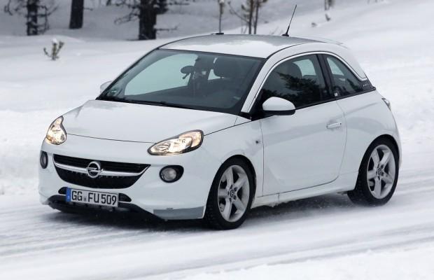 Erwischt: Erlkönig Opel Adam 1.4 Turbo SIDI – Adam OPC im Anmarsch?