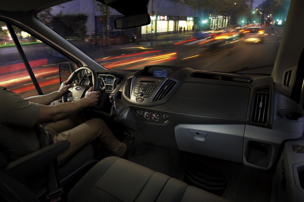 Fahrbericht: Ford Transit - Der klassische Kasten
