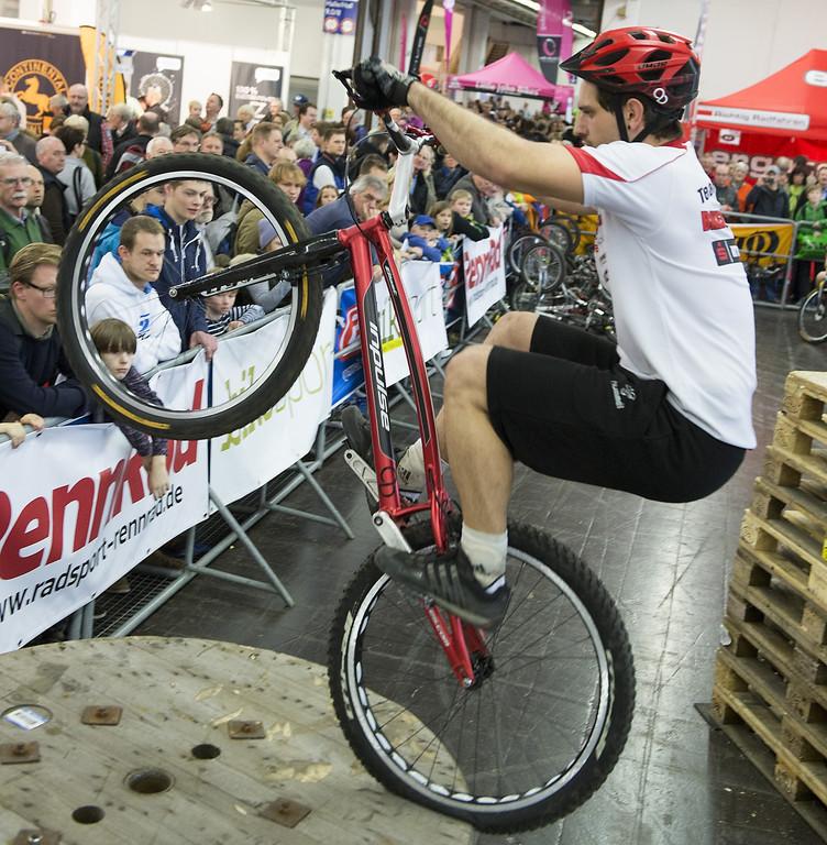 Fahrrad Essen zog 80 000 Besucher an