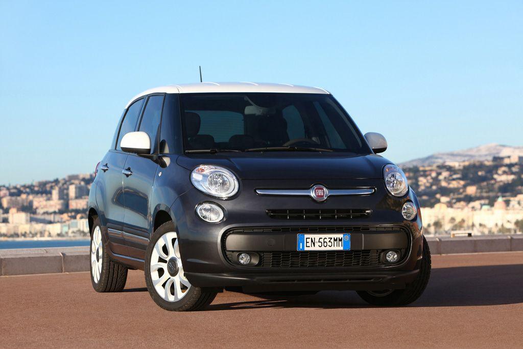 Fiat 500L ist ein