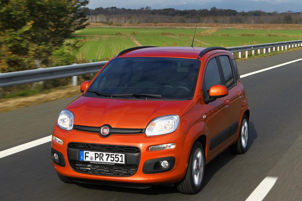 Fiat baut und plant weiter auf und in Italien