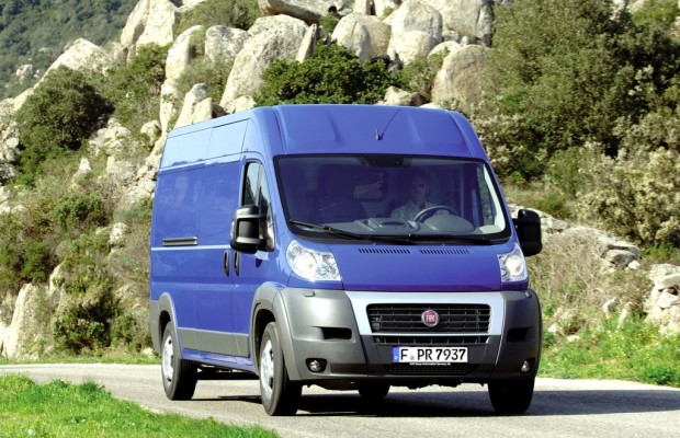 Fiat bleibt Transporter-Importeur Nummer eins