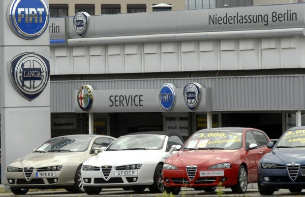 Fiat rationalisiert Vertriebsnetz