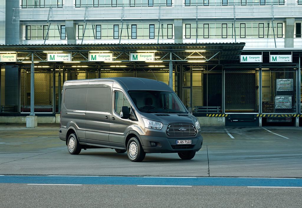 Ford erzielte bestes Nutzfahrzeugergebnis seit 1998