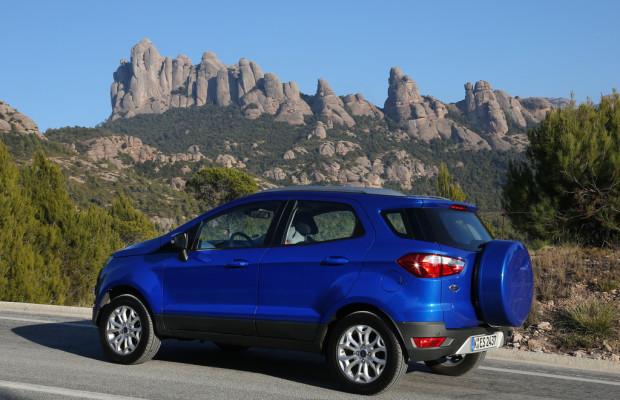 Ford startet Ecosport-Kampagne