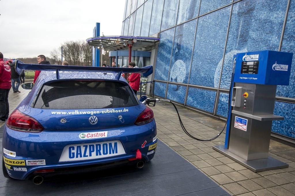 Gazprom und Volkswagen: Gemeinsam Gas geben