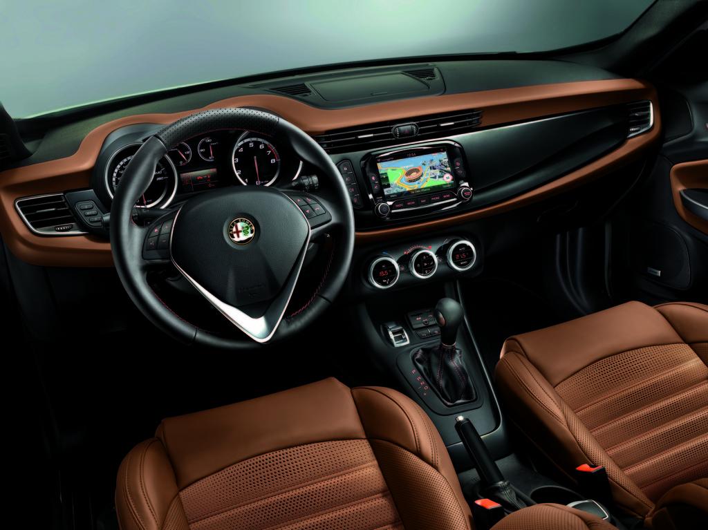 Genf 2014: Alfa Romeo Giulietta bekommt 240 PS
