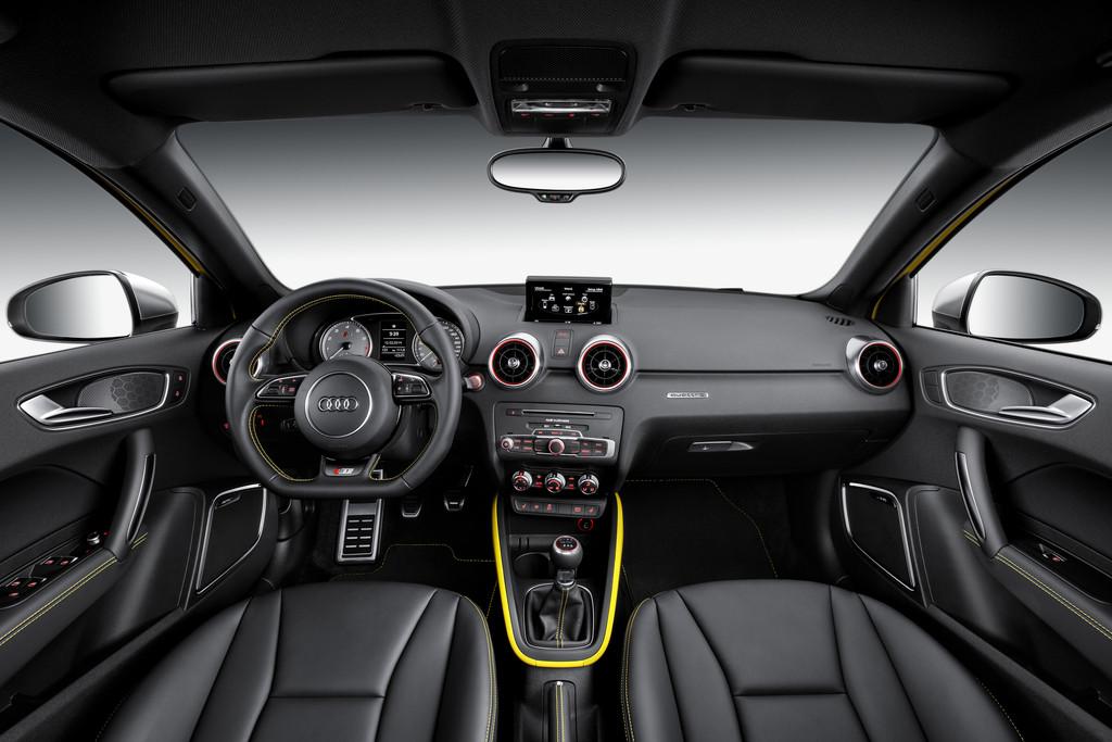 Genf 2014: Audi S1 an der Spitze seiner Klasse