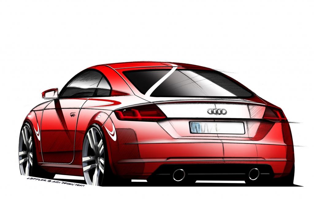 Genf 2014: Audi zeigt neuen TT