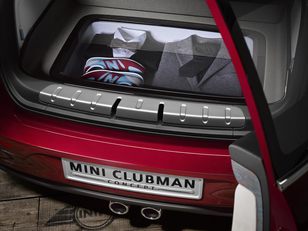 Genf 2014: Der Mini mutiert zum Minivan