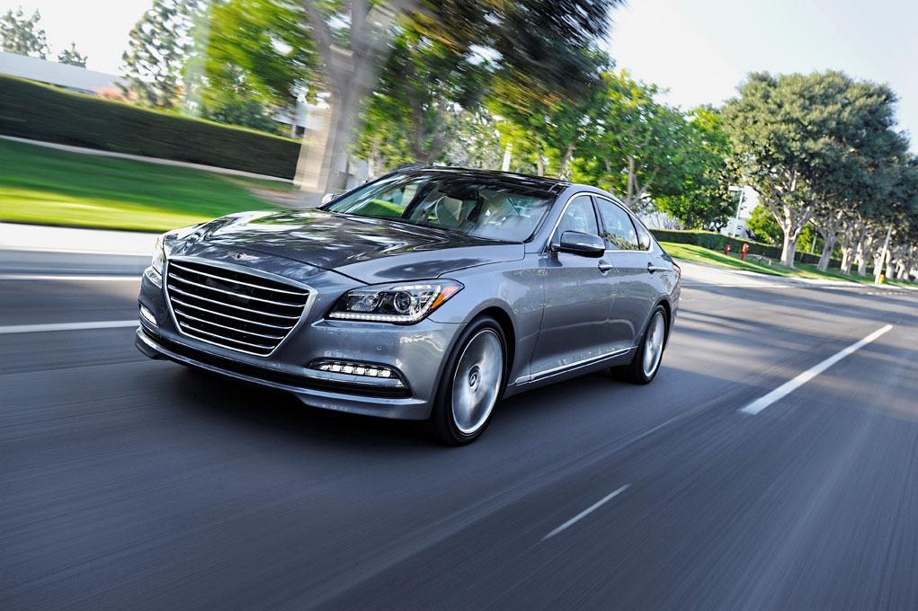 Genf 2014: Hyundai zeigt Intrado und Genesis
