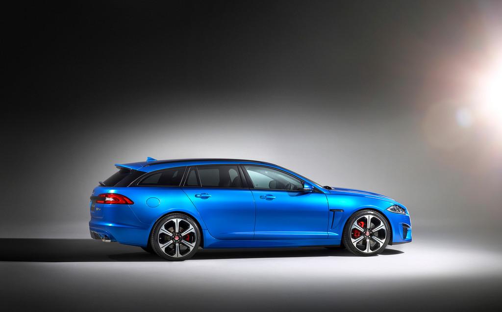 Genf 2014: Jaguar mit 550-PS-Sportkombi