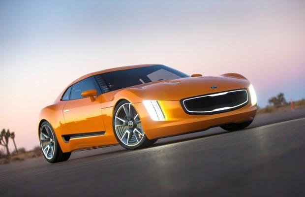 Genf 2014: Kia kommt mit Soul EV und GT4 Stinger
