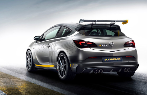 Genf 2014: Opel Astra OPC extrem