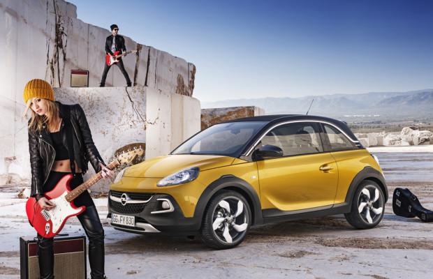 Genf 2014: Opel traut sich doch und bringt den Adam Rocks
