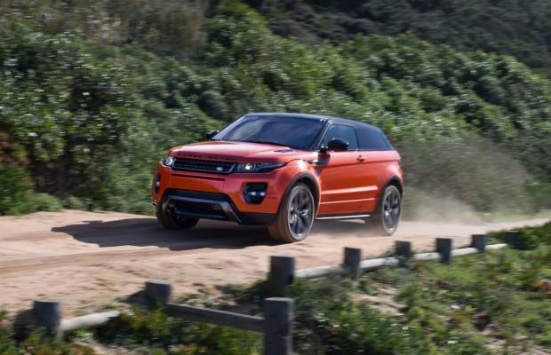 Genf 2014: Range Rover Evoque mit neuer Topversion