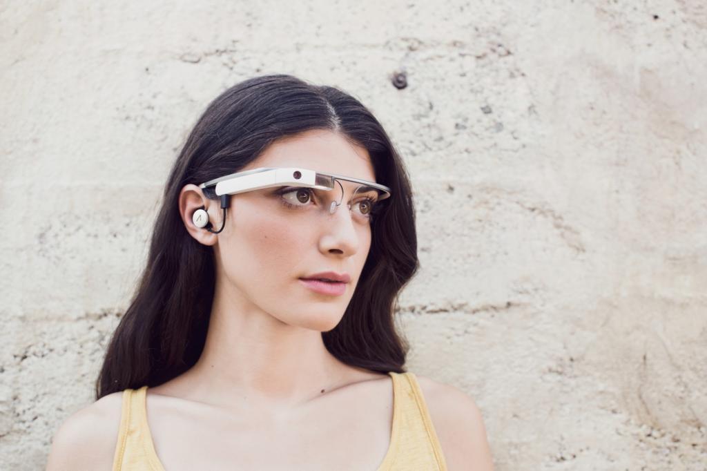 Google Glass - Neue Technik, neue Probleme