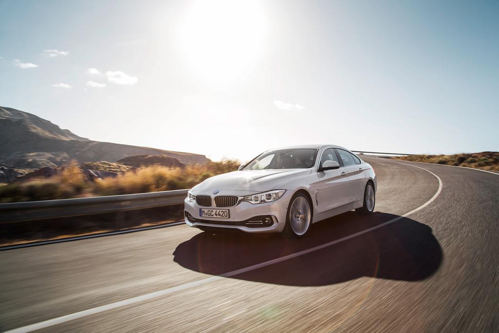 Gran Coupé: BMW 4er jetzt zu dritt