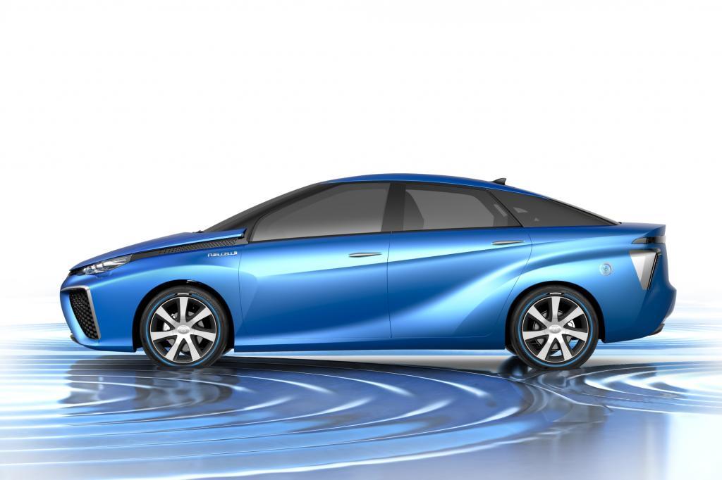 Hirose ist stolz auf mittlerweile über sechs Millionen Hybridautos bei Toyota und überzeugt, dass die Brennstoffzelle eine ganz ähnliche Erfolgsgeschichte werden wird