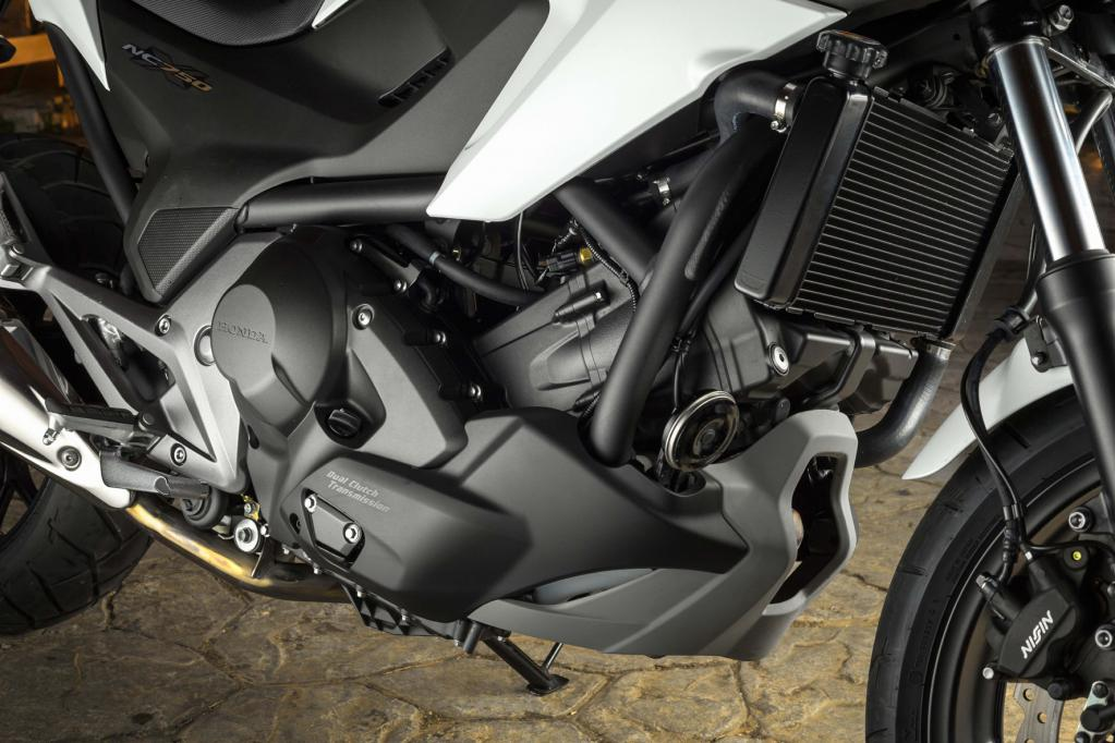 Honda NC750X DCT: Schalten ist out