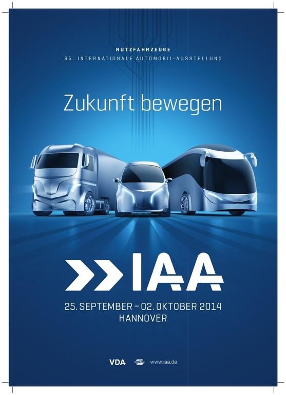 IAA Nutzfahrzeuge 2014: