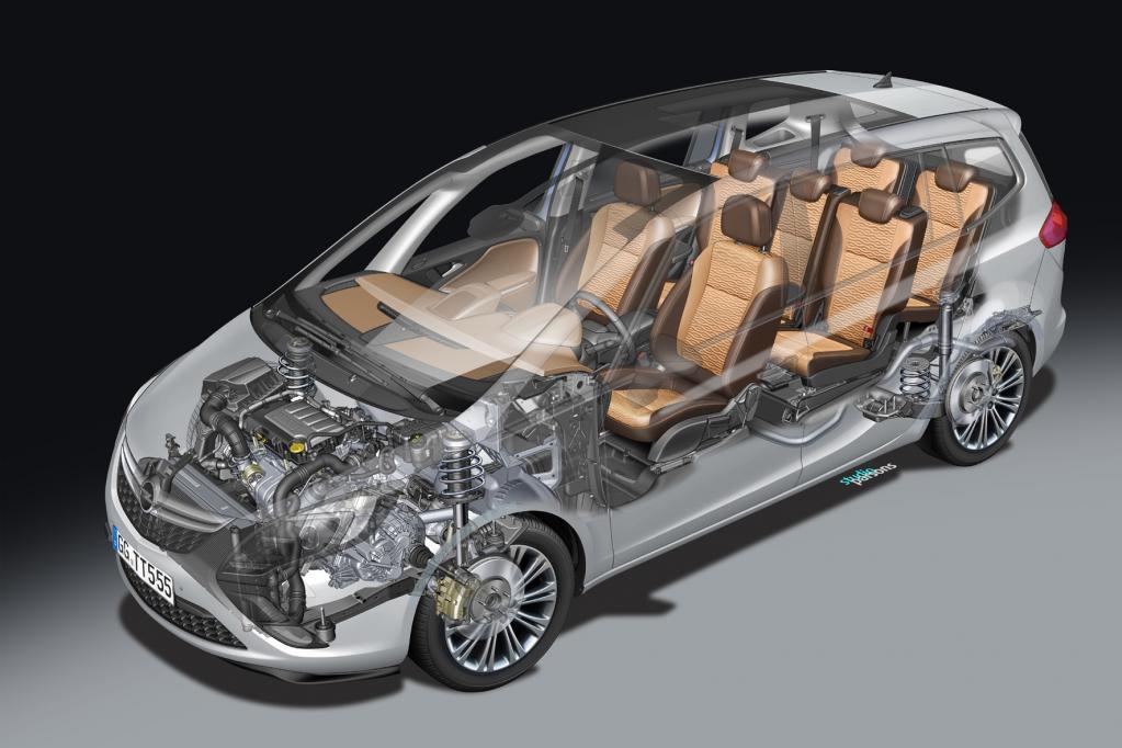Im Opel besser sitzen mit dem AGR-Gütesiegel - Opel