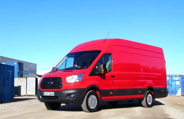Im Zwei-Tonnen-Nutzlastbereich: Ford kündigt Transit-Neuauflage