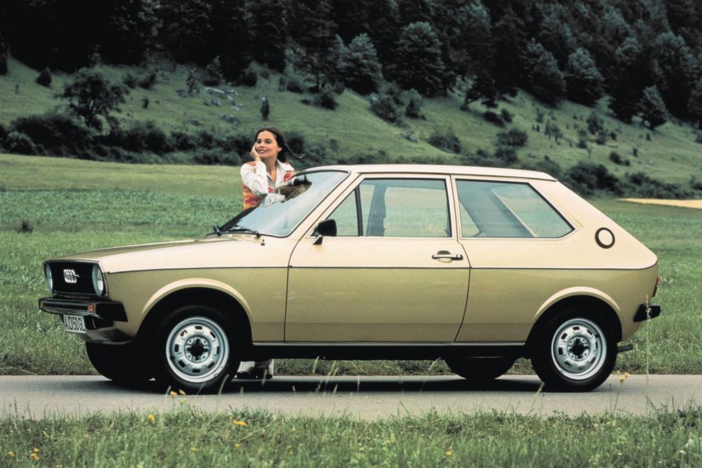 Im ersten vollen Verkaufsjahr 1975 setzten die Bayern bereits 84.000 Einheiten ab