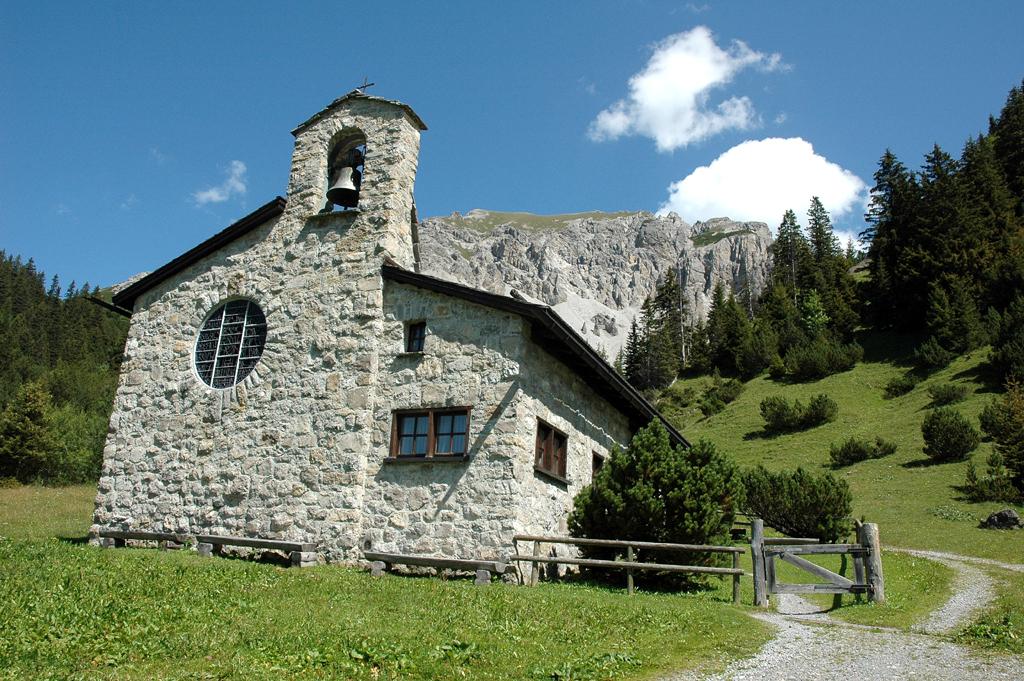 In den Bergen von Malbun über Liechtenstein lässt sich ebenfalls gut wandern ...