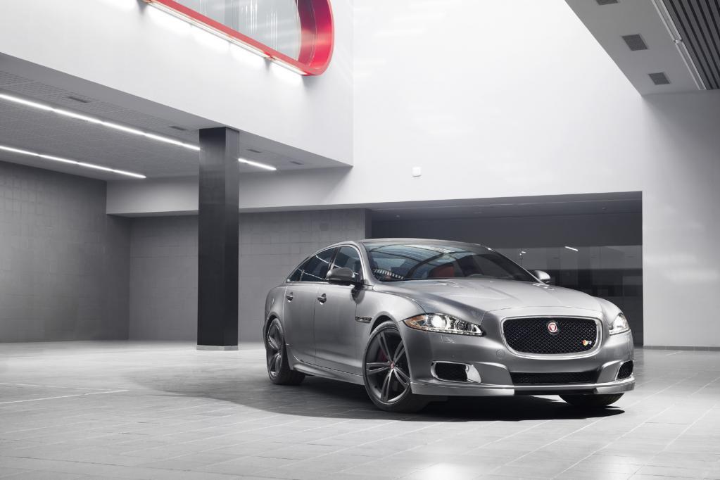 Jaguar: Alle 36 Sekunden ein Motor