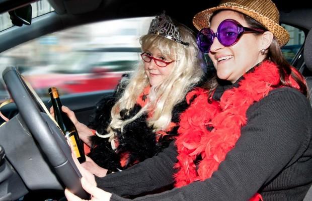 Karneval: Strafen für die Jecken lauern überall