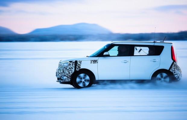 Kia Soul EV spart mit der Klimaanlage