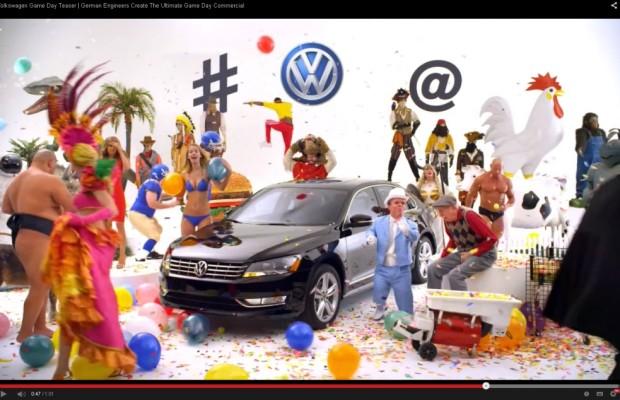 Kleine Meisterwerke - Superbowl-Werbespots der Autohersteller 2014