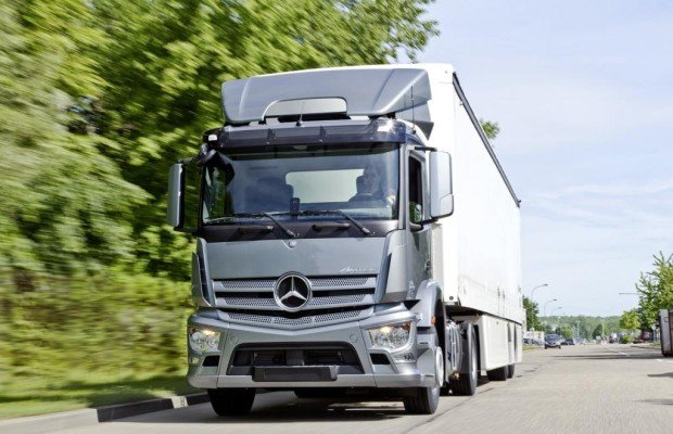 Kräftiges Wachstum für Daimler Trucks