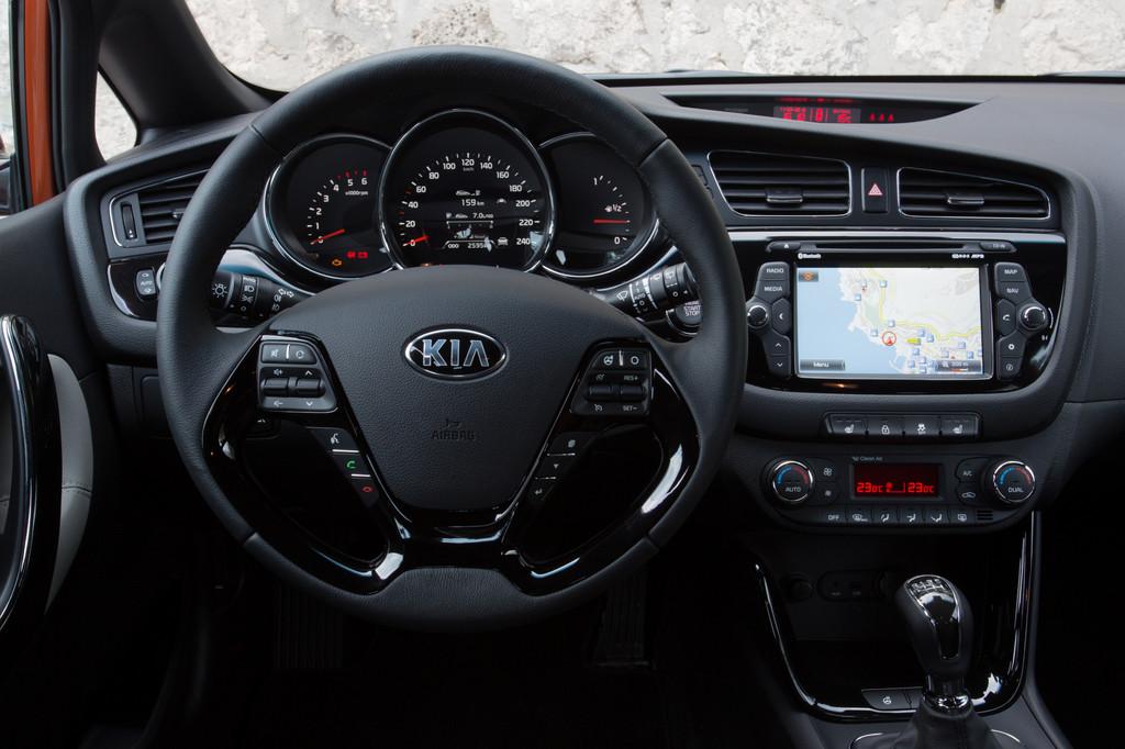 Kurztest Kia Pro Cee'd: Flott und solide