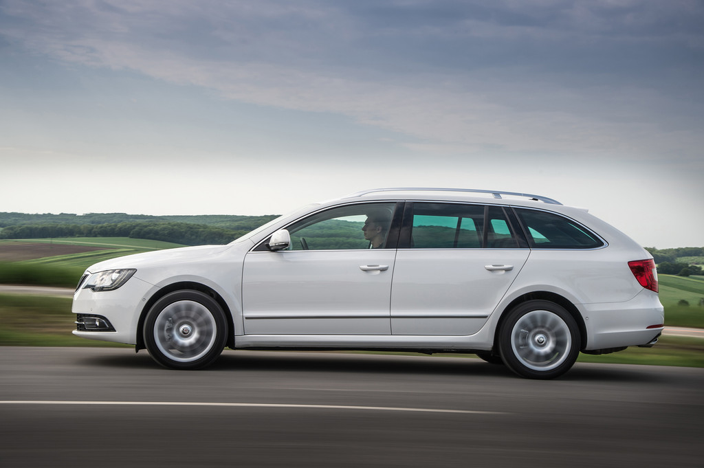 Kurztest Skoda Superb: Raffinesse im Detail