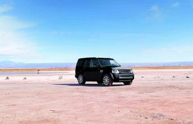 Land Rover Discovery als Sondermodell  - Ganz in Schwarz zum Silberjubiläum