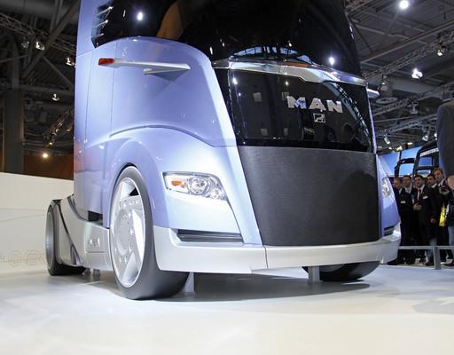 Lkw-Hersteller fordern mehr Gestaltungsfreiheit