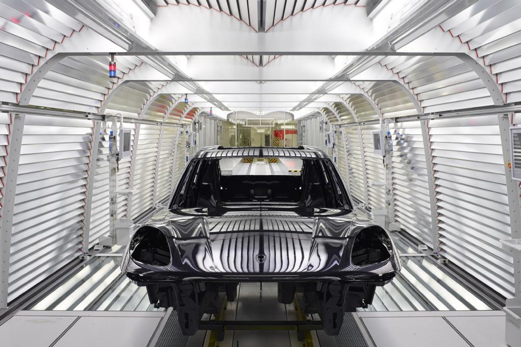 Macan-Produktion ist guter Impuls für Porsche und Leipzig