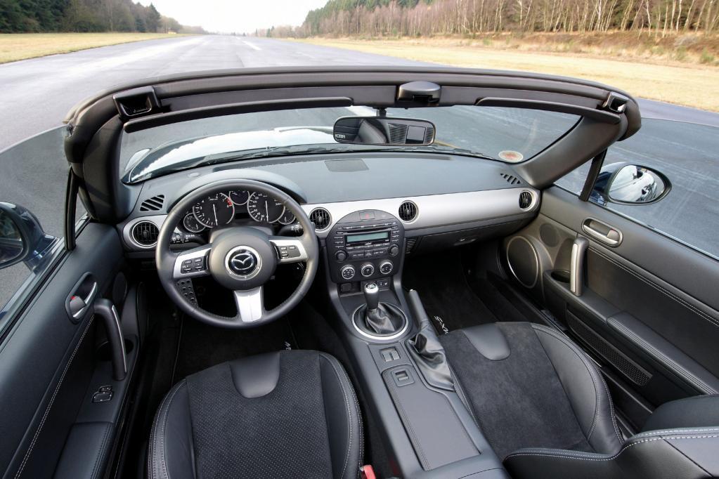 Mazda MX-5: der GTI der Roadster feiert Geburtstag
