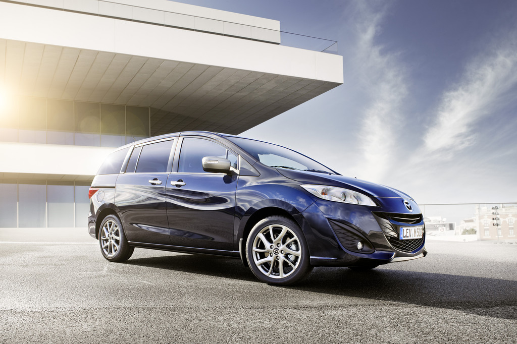Mazda-Sondermodelle sparen bis zu 2300 Euro